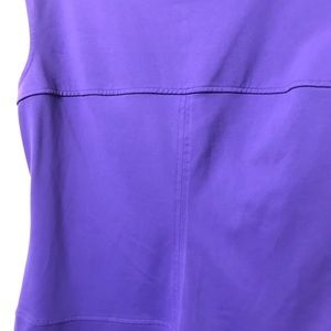 Cynthia Rowley Dresses - Purple sleeveless dress ,